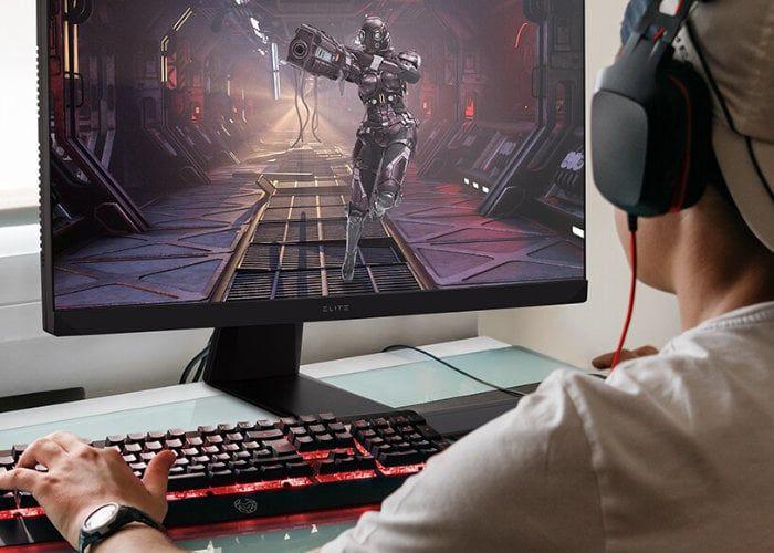 Responsive eSports PC Monitors