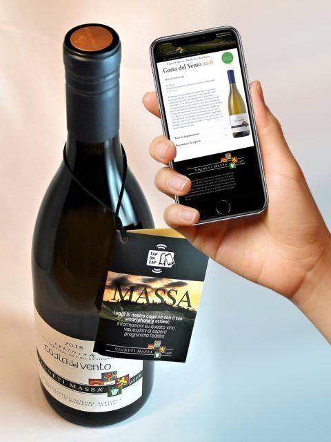 NFC Wine Packaging
