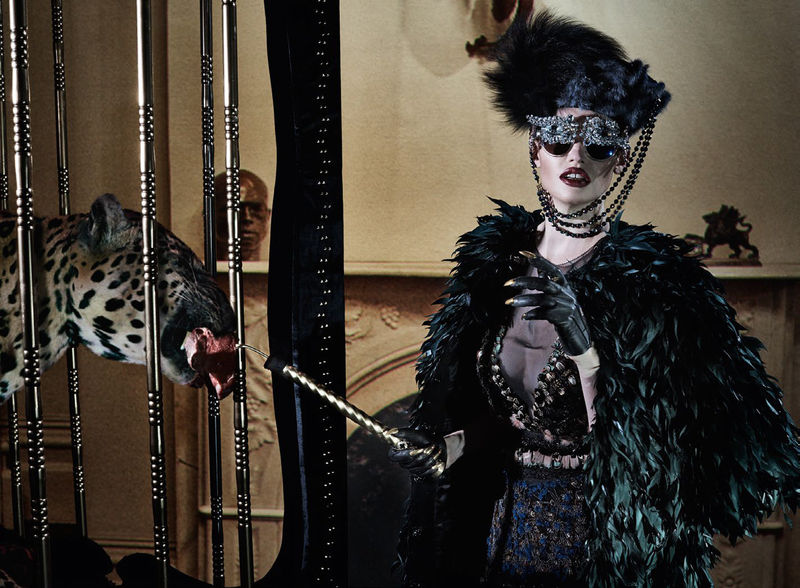Villainous Couture Editorials