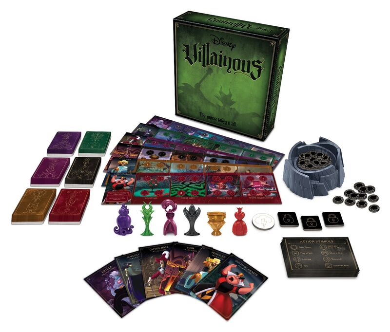 Villainous Strategy Games