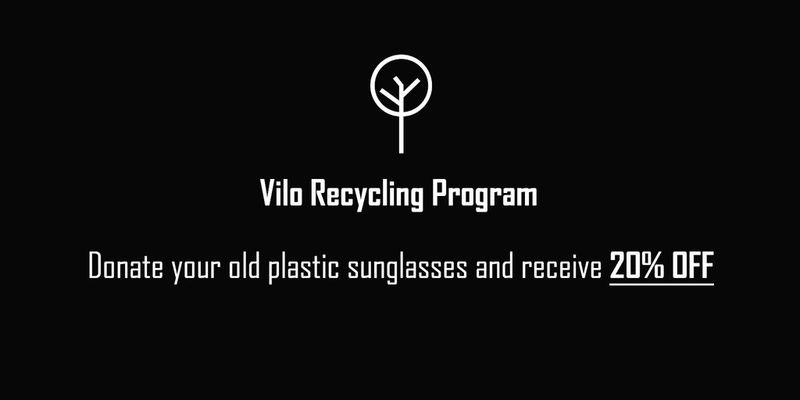 Wood Sunglasses Recycling Program