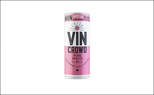Fruity Canned Wine Spritz