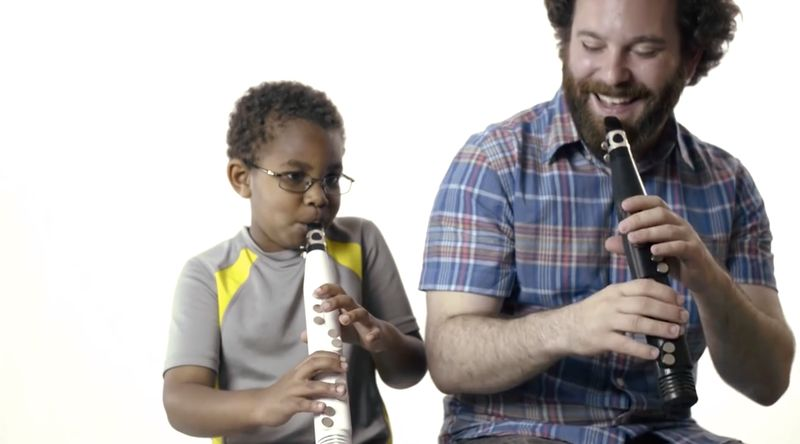 Programmable Woodwind Instruments