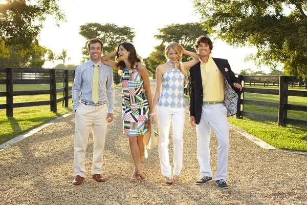 Elegant Derby Couture Vineyard Vines