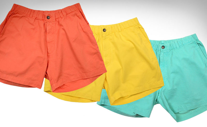 Technicolor Swim Trunks
