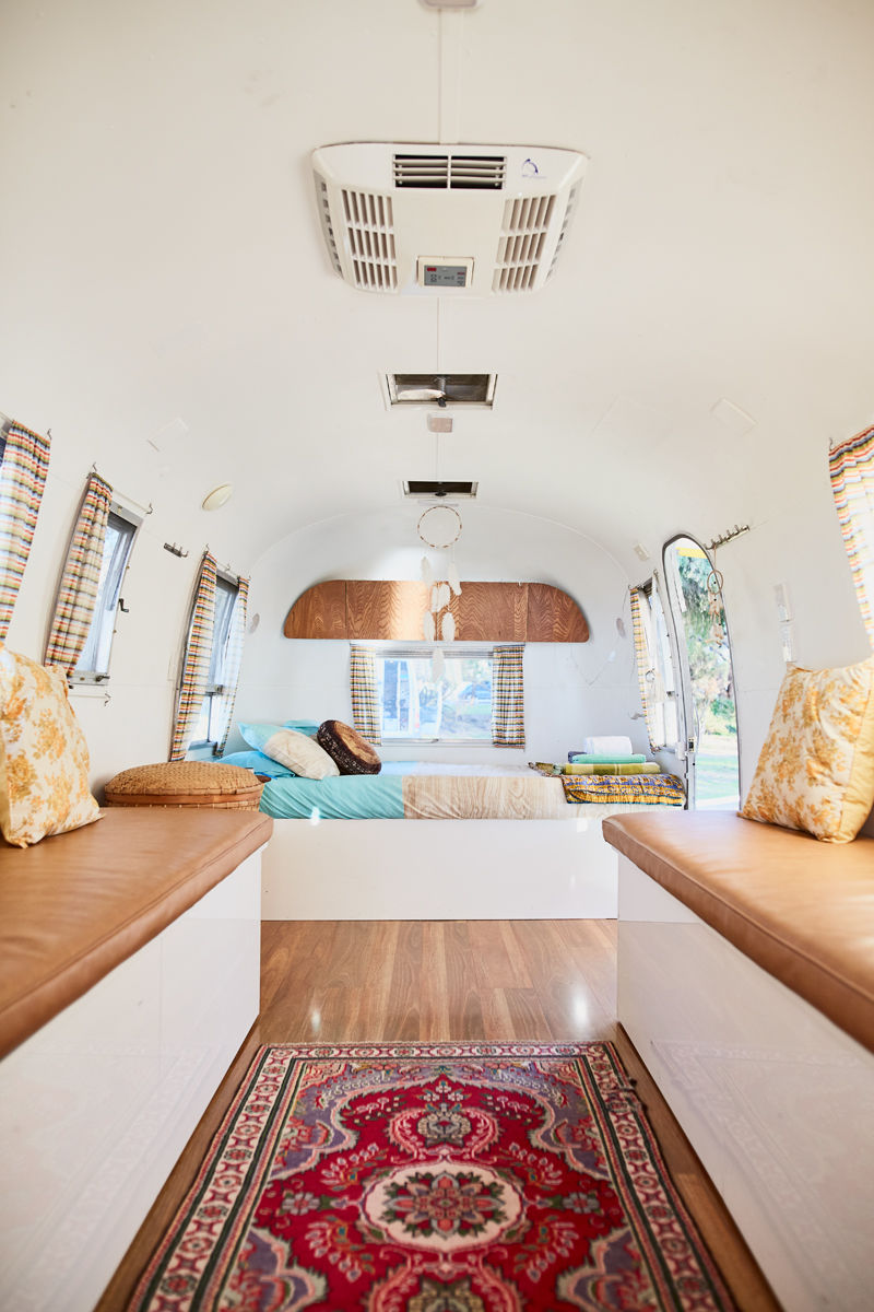 Vintage Airstream Rental Services