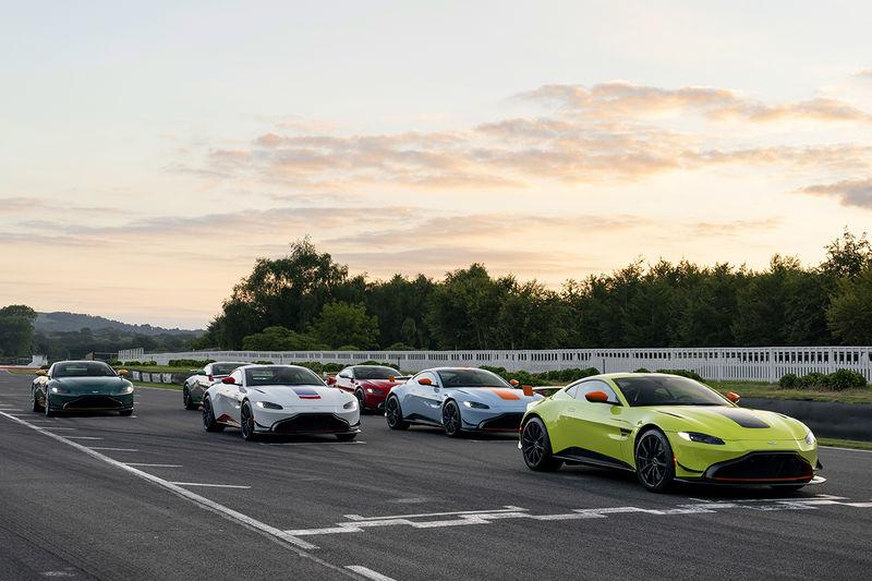 Racing History-Inspired Cars