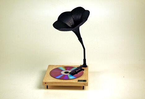 Vintage CD Player by Yong Jieyu