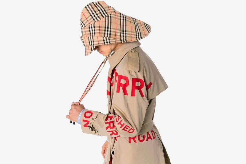 Luxury Patterned Rain Hoods