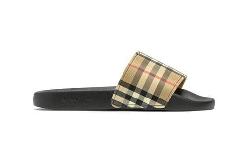 Plaid Luxury Summer Sandals