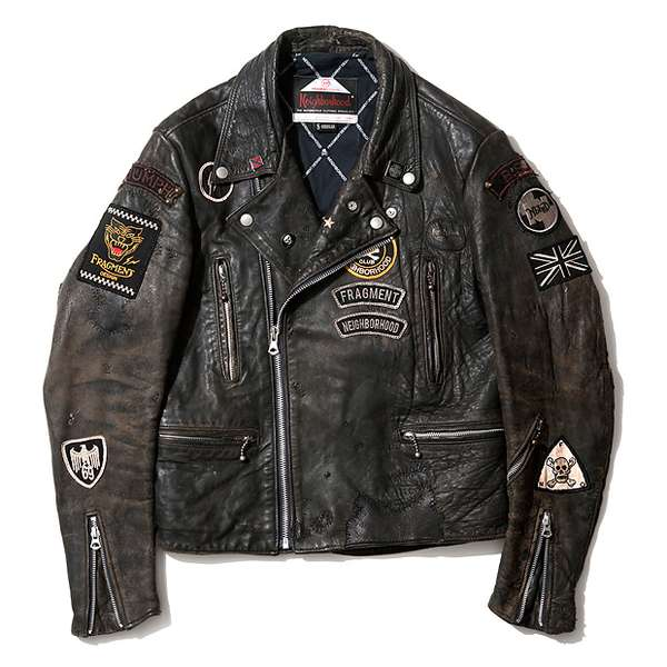 Retro Inspired Motorcycle Jackets