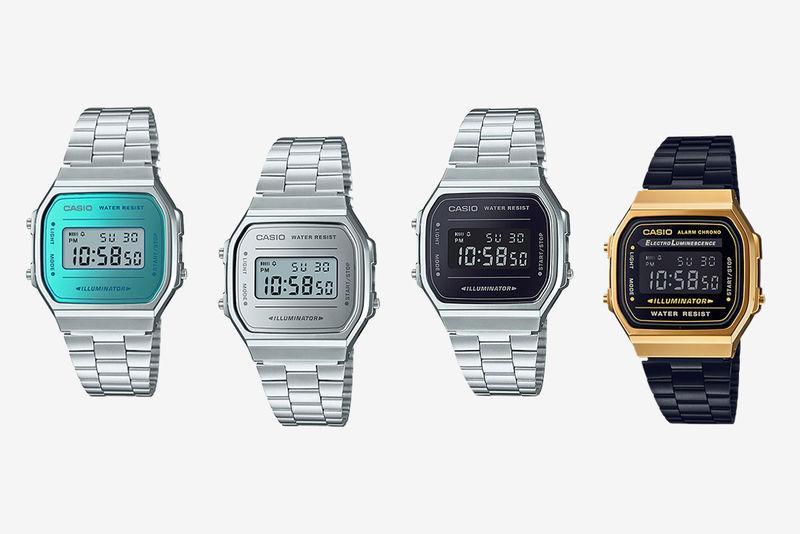 Retro Digital Timepieces