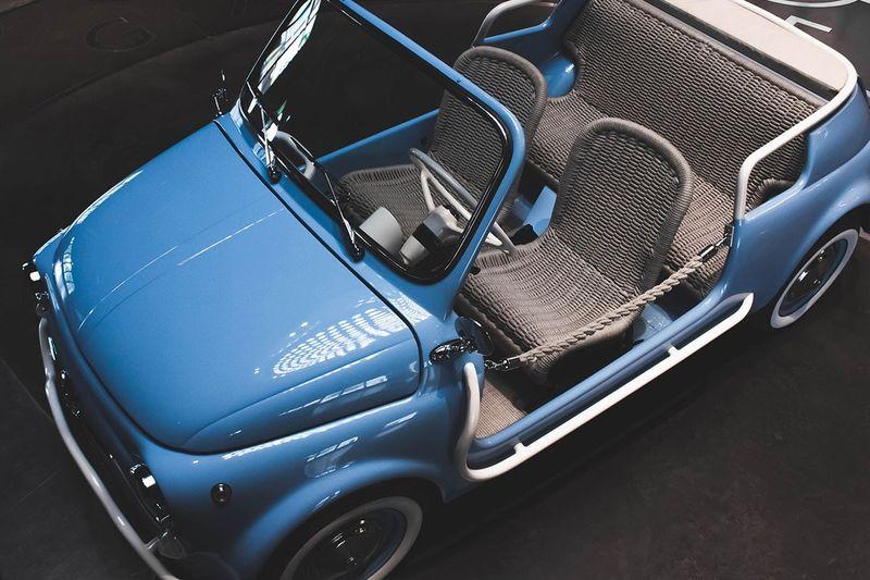 Custom Vintage Electric Cars
