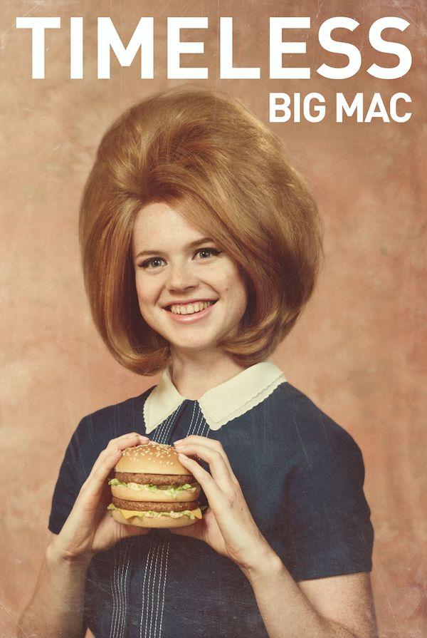 Vintage Fast Food Ads