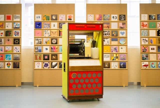 Modernized Vintage Jukeboxes