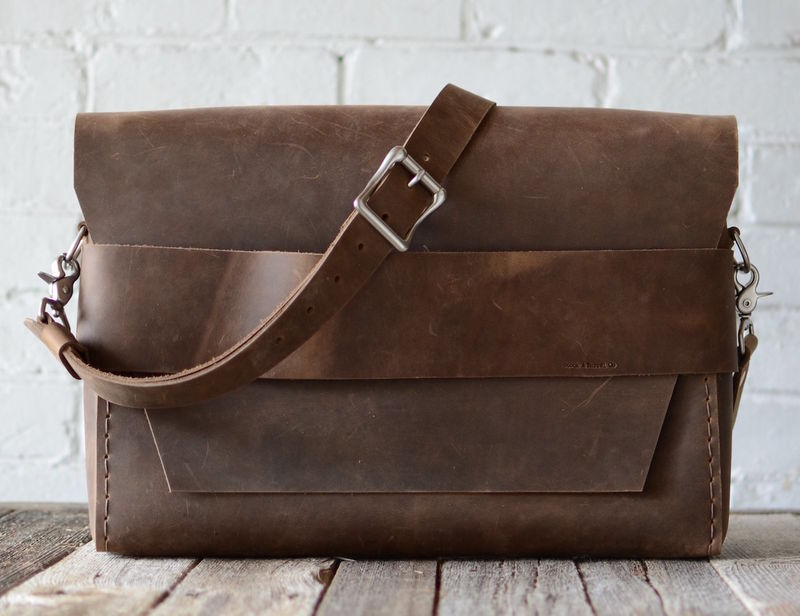 Handcrafted Leather Luggage