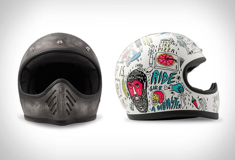 Antiquated Illustrative Helmets