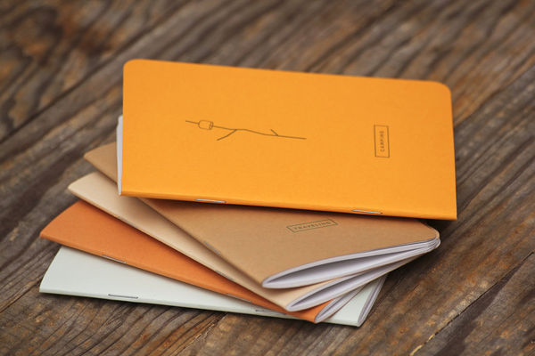 Vintage Pocket Notebooks