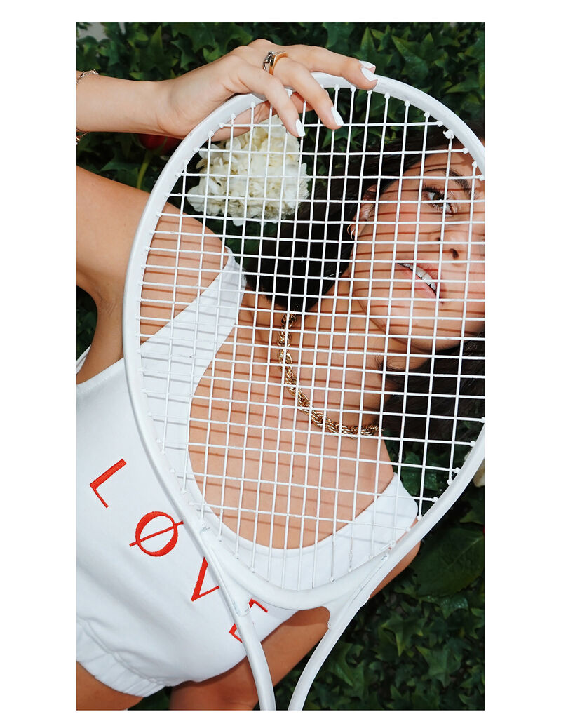 Vintage Tennis-Style Collections