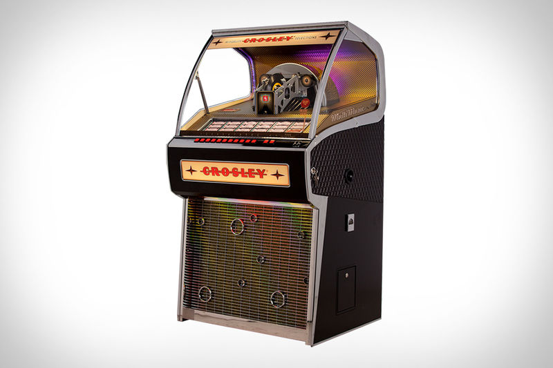 Relaunched Record Jukeboxes