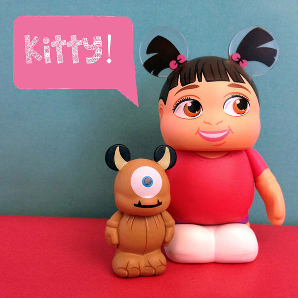 Vinyl Disney Toy Makeovers