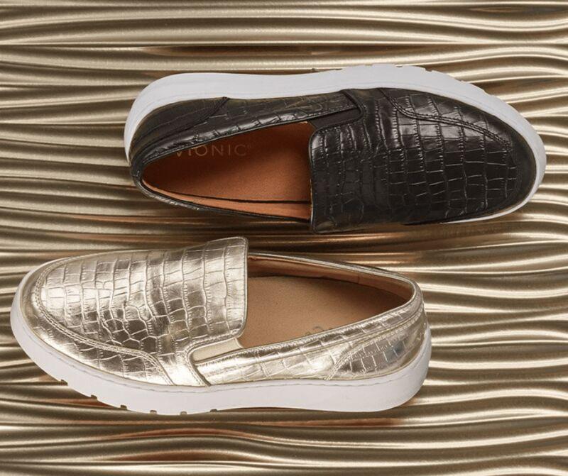 Contemporary Fashion-Forward Footwear