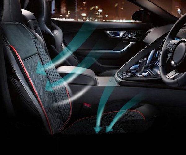 Ventilating Car Seats