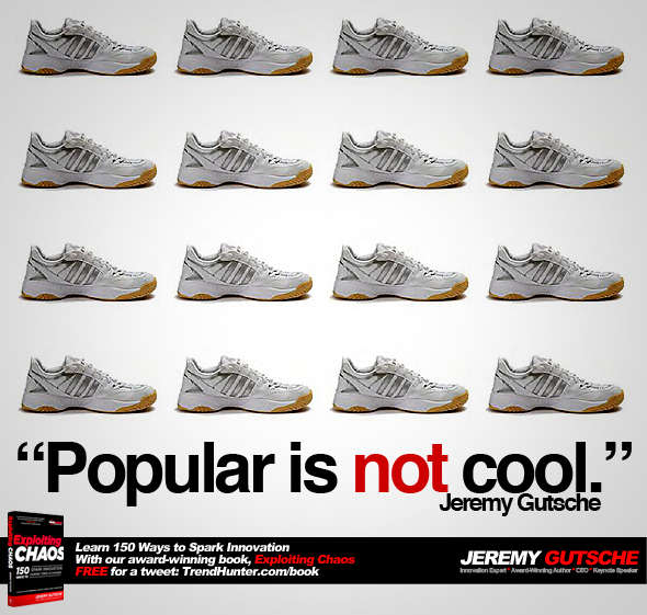 Popular is Not Cool