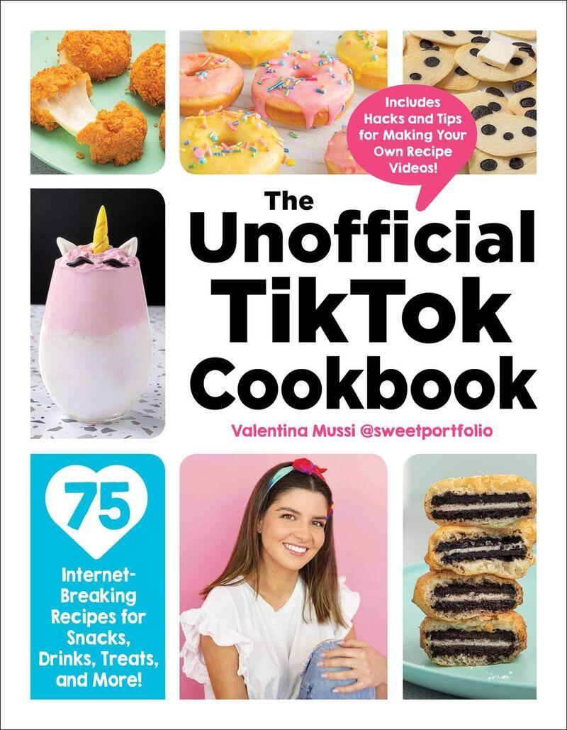Viral Recipe Cookbooks