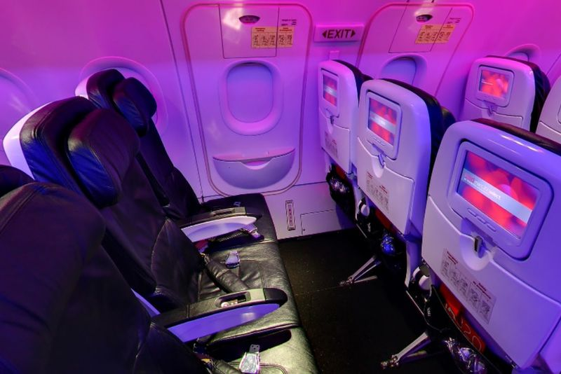 360-Degree Airplane Viewers