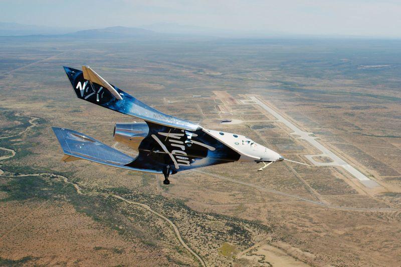 Inaugural Spacecraft Test Flights