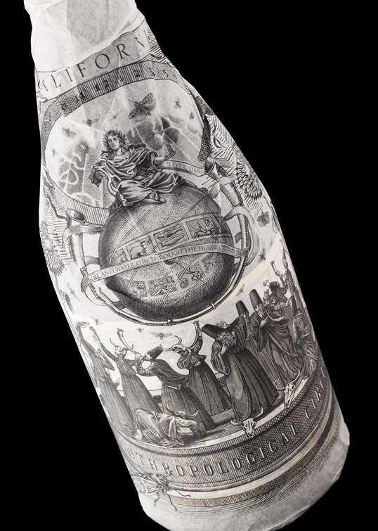Witchcraft Wine Bottles
