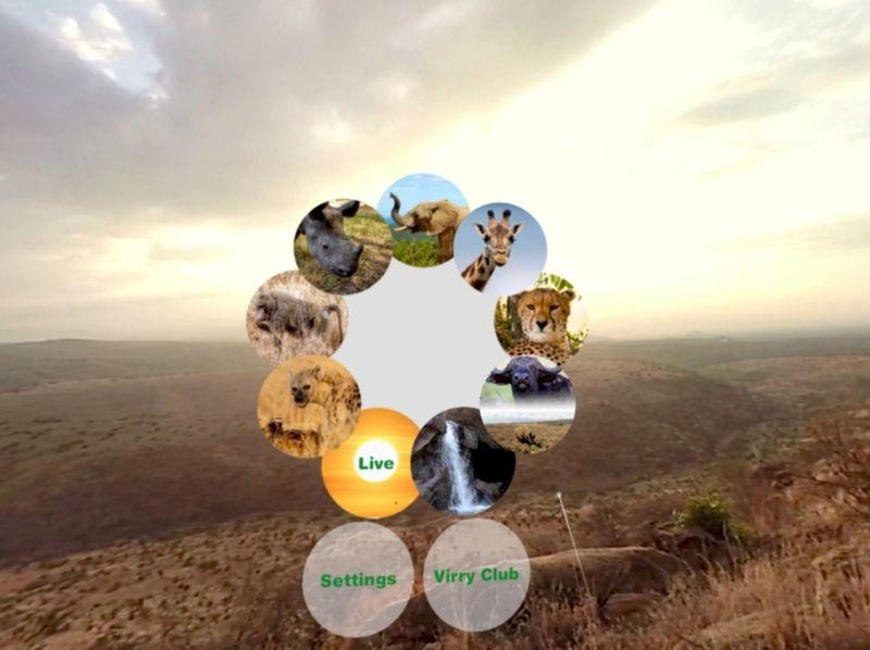 VR Wildlife Games