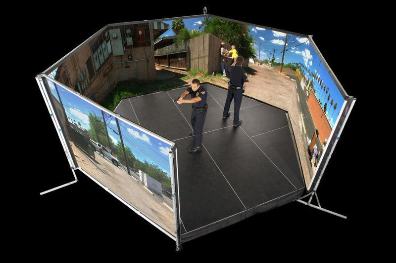 VR Shooting Simulators