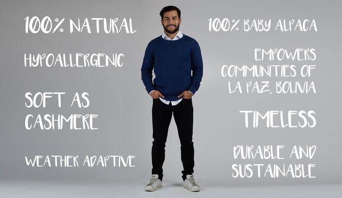 Charitable Men's Clothing
