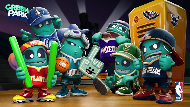 Virtual Basketball Fandoms