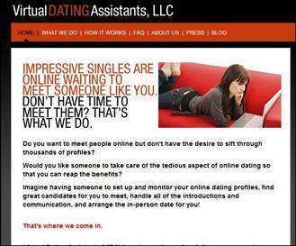 Outsourcing Online Dating
