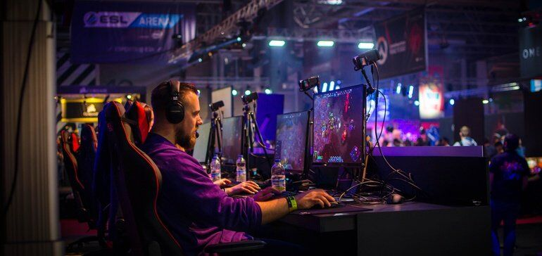 Branded Esports Events