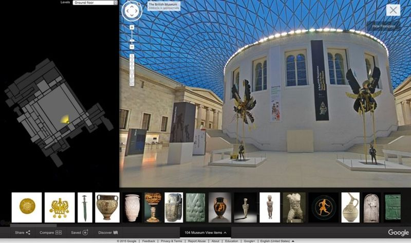 Digitized Museum Collections