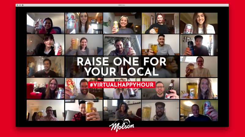 Charitable Virtual Happy Hours
