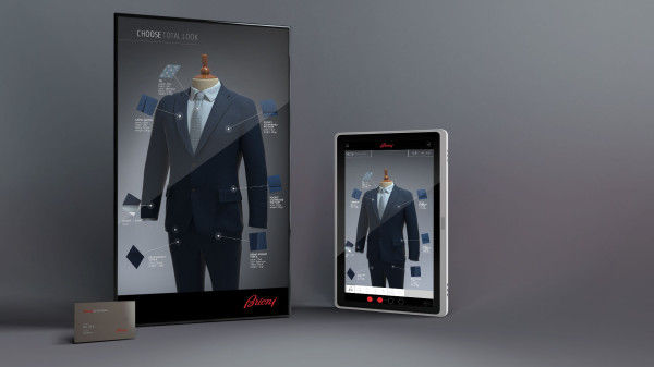 Interactive Tailoring Mirrors