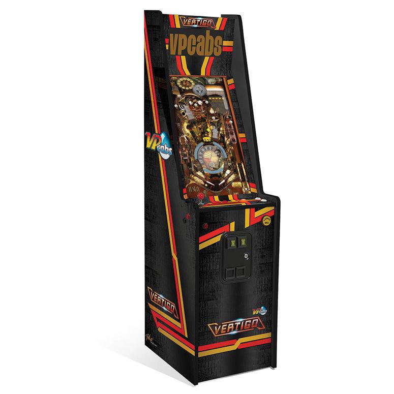 Space-Saving Arcade Games