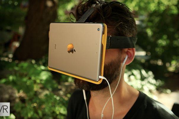 Virtual Reality iPads