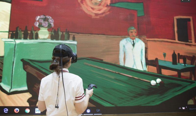 Virtual Reality Lesson Plans