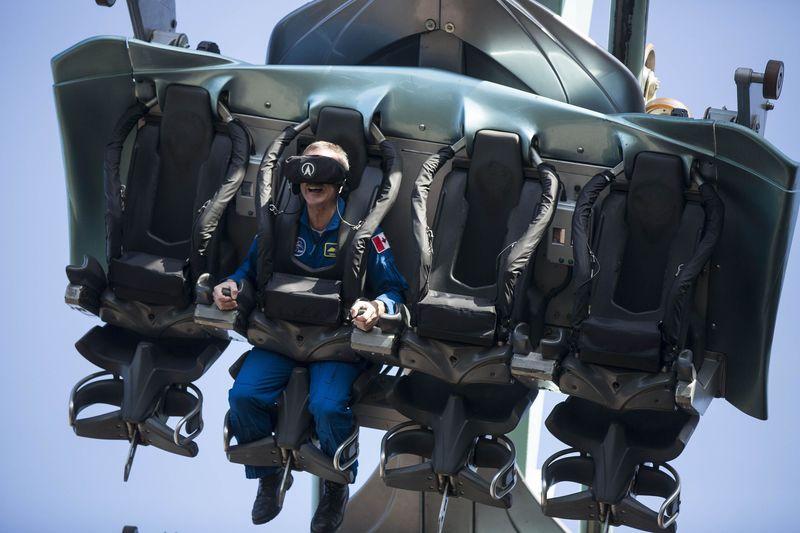 VR Amusement Rides