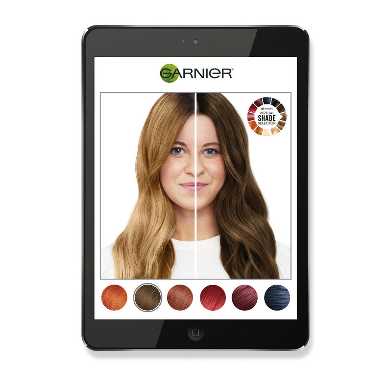 In-Store Hair-Coloring Tools