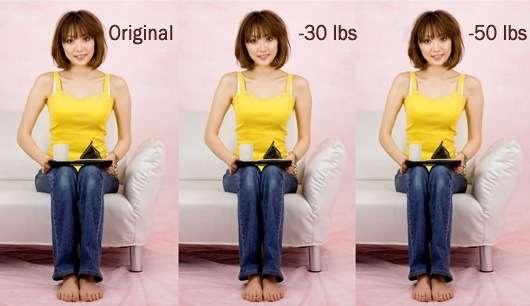 Virtual Slimming Tools