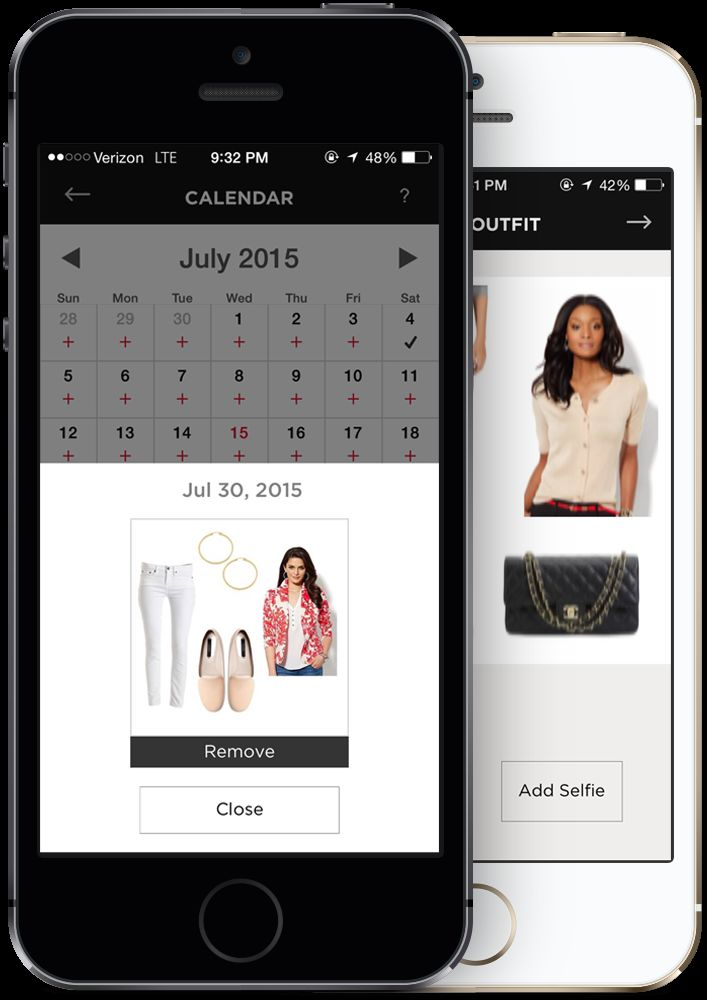 Virtual Wardrobe Apps