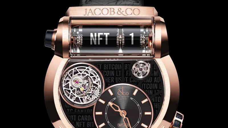 Luxury Virtual Watches