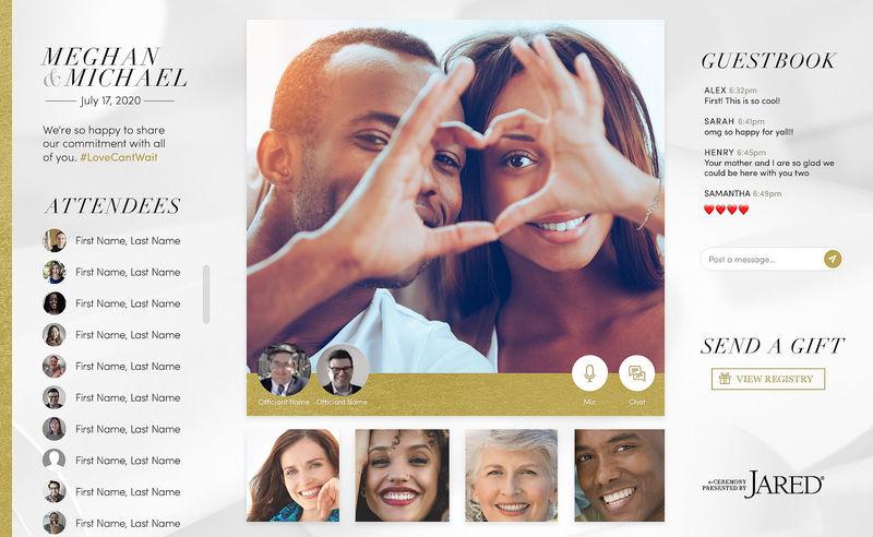 Virtual Wedding Platforms